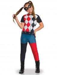 Kostume klassisk Harley Quinn™ til piger