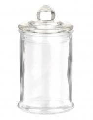Lille glasbeholder 12x6 cm