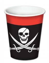 8 Piratkrus 260 ml