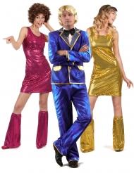 Gruppekostume discodanser til voksne