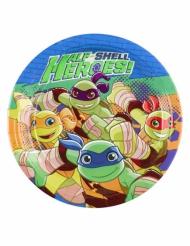 Ninja Turtles™ paptallerkener 8 stk