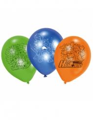 Ninja Turtles™ balloner 6 stk