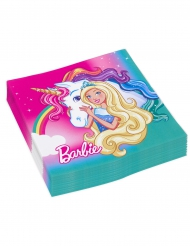 Barbie Dreamtopia™ servietter 20 stk