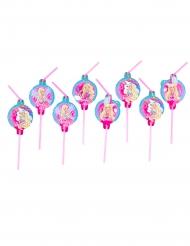 Barbie Dreamtopia™ sugerør 8 stk