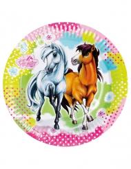 Charming Horses tallerkener 23 cm