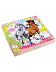 Charming Horses servietter 20 stk