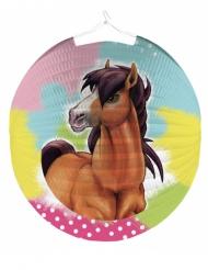 Charming Horse lanterne 25 cm