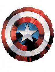 Kæmpe Avengers™ aluminiumsballon 71x71cm