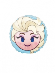 Frost Emoji™ aluminiumsballon 23 cm