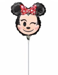 Minnie Emoji™ ballon