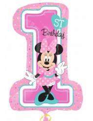 1 tal ballon med Minnie™