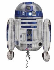 R2D2 Star Wars™ aluminiumsballon 55x66cm
