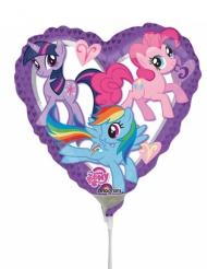 Lille My Pony™ hjerte ballon