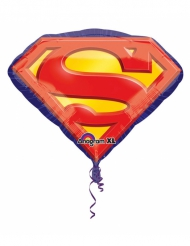 Superman™ aluminiumsballon 66x50 cm