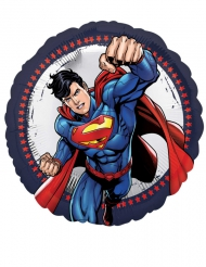 Superman™ aluminiumsballon 43 cm
