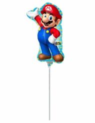 Lille aluminiumsballon Super Mario™