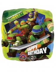 Ninja Turtles™ aluminiums ballon 43x43cm