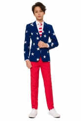 Mr. USA jakkesæt teenager Opposuits™