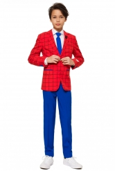 Mr. Spiderman™ jakkesæt teenager Opposuits™