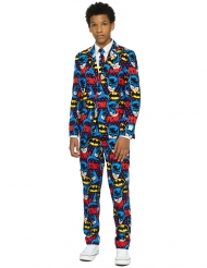 Mr. Batman concept jakkesæt til teenagere - Opposuits™