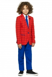 Mr. Spiderman™ jakkesæt barn Opposuits™