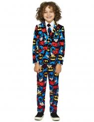 Mr. Batman™ jakkesæt til børn - Opposuits™