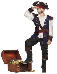 Havets piratkostume til drenge