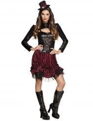 Mrs Steampunk kostume til kvinder