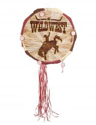 Western Wild West piñata 40 cm