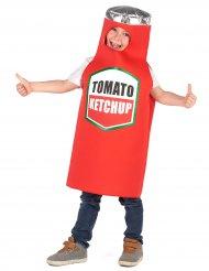 Ketchup kostume til børn