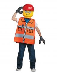 Byggemands kostume til børn - LEGO®