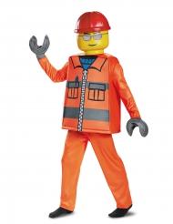 Deluxe LEGO® arbejdsmandkostume til børn