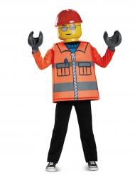 Arbejdsmand kostume til børn - LEGO®