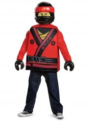 Kai Ninjago™ kostume med ærmer til børn - LEGO®