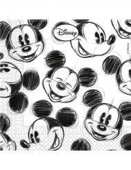 Retro Mickey™ servietter