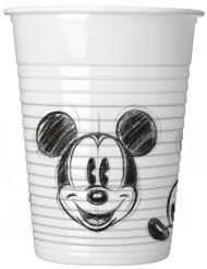 Retro plastikkrus med Mickey™
