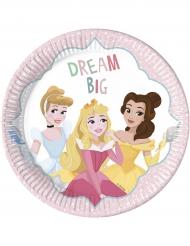Disney Princess™ paptallerkener 23 cm