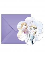 Frost™ invitationskort med konvolutter