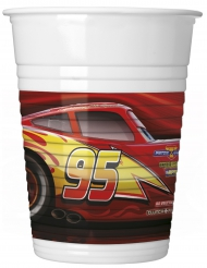 Cars 3™ plastikkrus 200ml