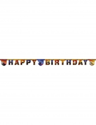 Happy Birthday Cars 3™ Guirlande 200 x 16 cm