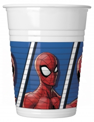 Spiderman™ plastikkrus 200ml