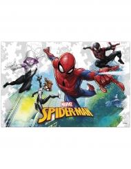 Plastikdug med Spiderman™ 120x180 cm