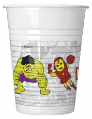 Avengers™ plastikkrus 200ml