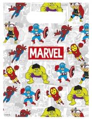 Avengers™ gaveposer 6 stk
