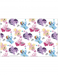 Borddug plastik Pony & Friends™ 120 x 180 cm