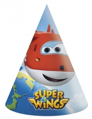 Super Wings™ festhatte 6 stk