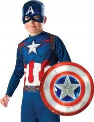 Captian America™ skjold til børn 30 cm