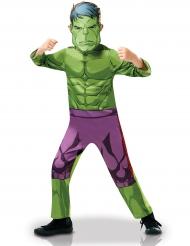 Klassisk Hulk™ kostume til drenge