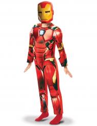 Luksus Iron Man™ kostume dreng