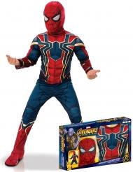 Deluxe Spiderman kostume til børn - Infinity War